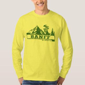 Banff Alberta T Shirt