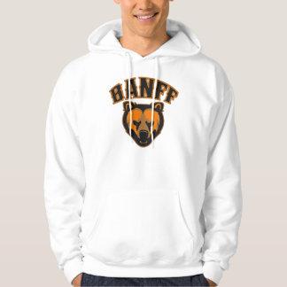 Banff Bear Face Logo Hoodie