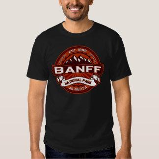 Banff Crimson Tshirts