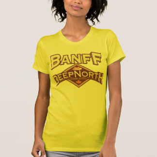 Banff Deep North T-shirts