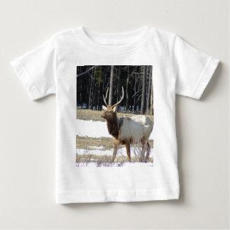 Banff Elk Baby T-Shirt