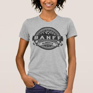 Banff Gray Logo T-Shirt