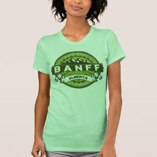 Banff Green Logo T Shirt