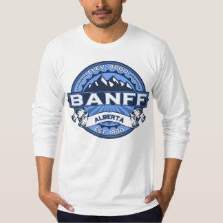 Banff Logo Blue T-Shirt