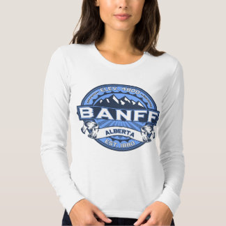 Banff Logo Blue Tees