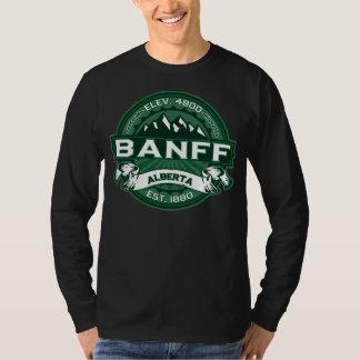 Banff Logo Forest Dark T-Shirt