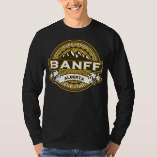 Banff Logo Gold Dark T-Shirt