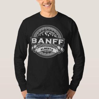 Banff Logo Grey Dark Tshirts