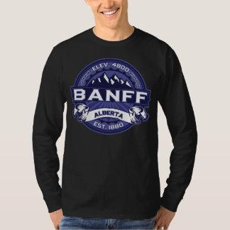 Banff Logo Midnight Dark Tee Shirt