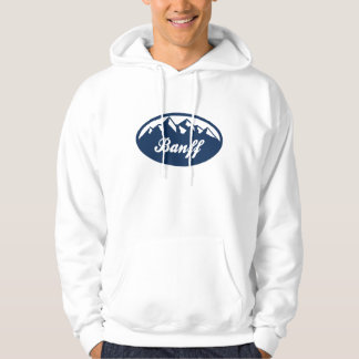 Banff Logo Oval Hoodie