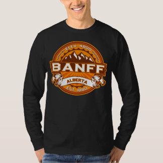 Banff Logo Tangerine Dark T-Shirt