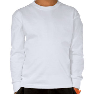 Banff Logo Tangerine T Shirt