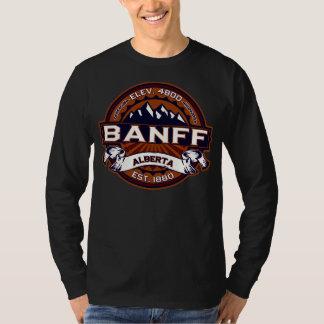 Banff Logo Vibrant Dark T-Shirt