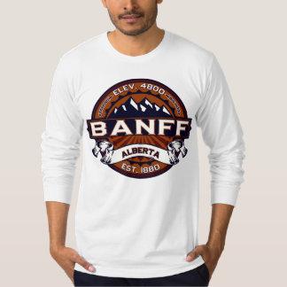 Banff Logo Vibrant T-Shirt