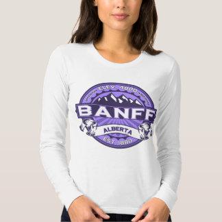 Banff Logo Violet T Shirt