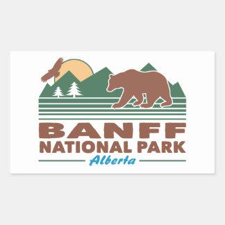 Banff National Park Bear Sticker