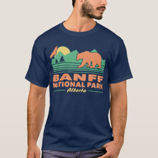 Banff National Park Bear T-Shirt