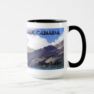 Banff National Park - Bow Lake Mug
