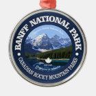 Banff National Park (C) Metal Ornament