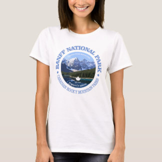 Banff National Park (C) T-Shirt