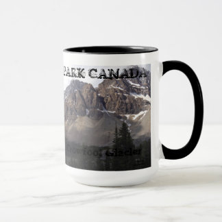 Banff National Park - Crowfoot Glacier Mug