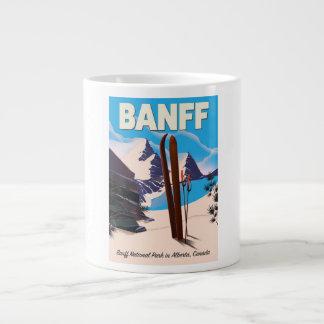 Banff National Park in Alberta, Canada. Large Coffee Mug
