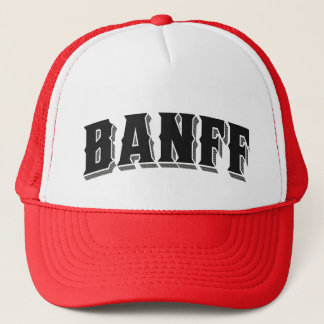 Banff National Park Trucker Hat
