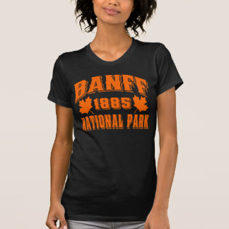 Banff NP Old Style Safety Tee Shirts