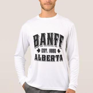 Banff Old Style Black T-Shirt