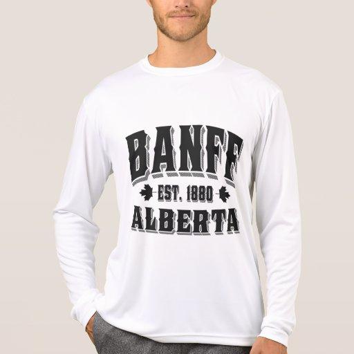 Banff Old Style Black Sweatshirt