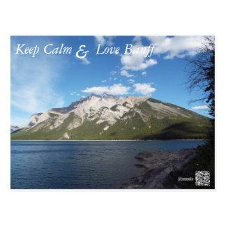 Banff Postcard