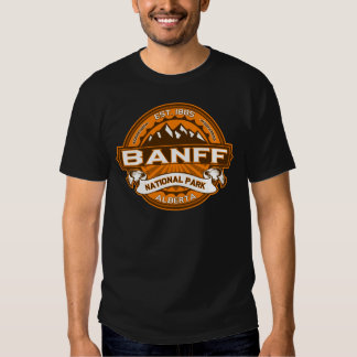 Banff Pumpkin Tshirts