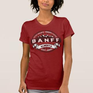 Banff Red Logo Shirt