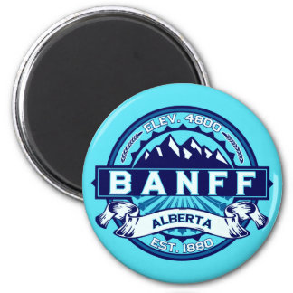 Banff Tile Ice Magnet