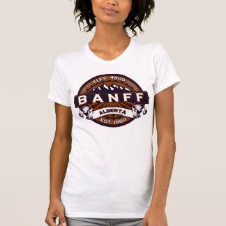 Banff Vibrant Logo Shirts