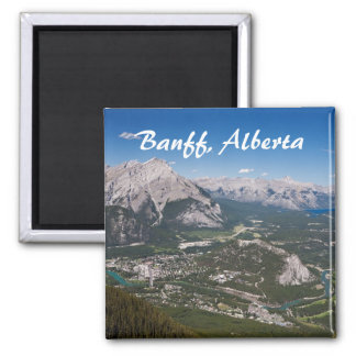 Banff View Magnet