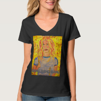 bang bang bang Drummer Girl T-Shirt