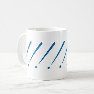 Bang-Bang-Bang (italic) Coffee Mug