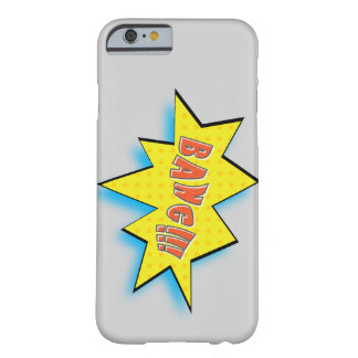 BANG!!! BARELY THERE iPhone 6 CASE