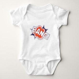 Bang Bright Baby Bodysuit