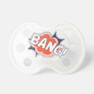 Bang Bright Pacifier