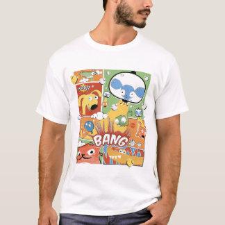 BANG! Comic Book Aleloop Shirt