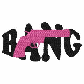 Bang Embroidered Women T-Shirt