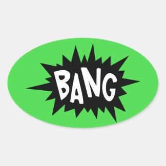 Bang Sticker