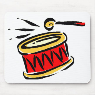Bang the Drum Mouse Pad