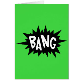 Bang! - You just hit 50 Dude card