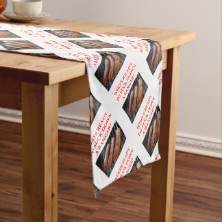 BANGER SHORT TABLE RUNNER