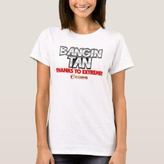Bangin Tan GRY T-Shirt