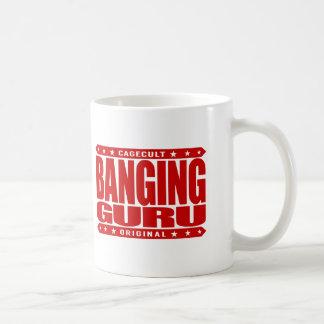 BANGING GURU - Lifecoach with an Undefeated Record Coffee Mug