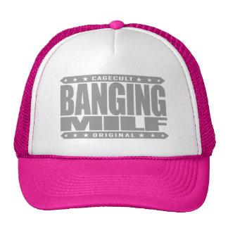 BANGING MILF - Kickboxer Mom I'd Like To FistFight Trucker Hat